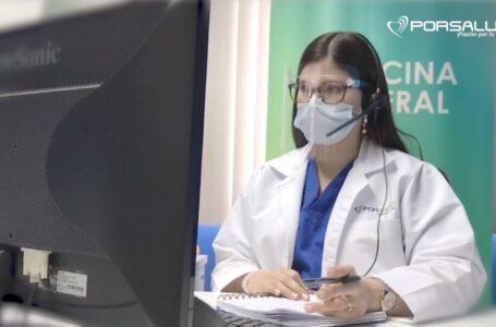 PORSALUD brinda la mejor atención médica ante enfermedades o accidentes
