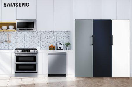 La nueva refrigeradora Bespoke de Samsung llega a la región