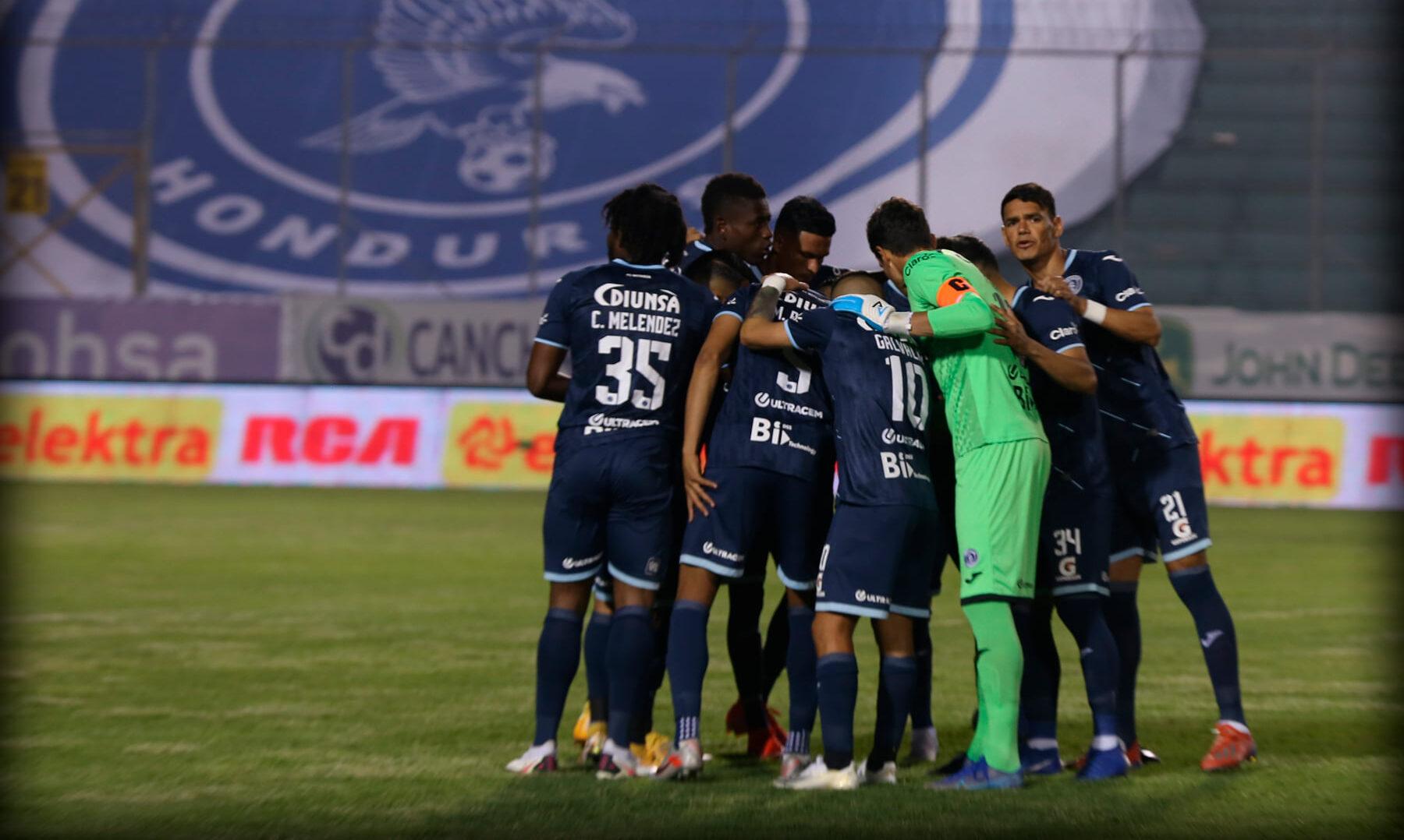 Motagua arranca pretemporada el 1 de julio y podría disputar amistoso en EE.UU.