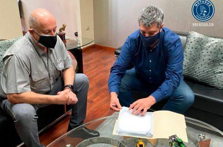 Diego Vásquez es renovado por dos temporadas más en Motagua