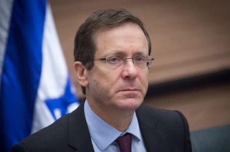 Isaac Herzog fue elegido como nuevo presidente de Israel