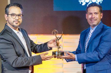 MIN recibe premio Emmy del reconocido cineasta hondureño Mario Ramos