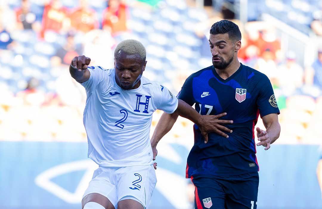 Honduras pierde 1-0 frente a Estados Unidos en la semifinal de la Nations League