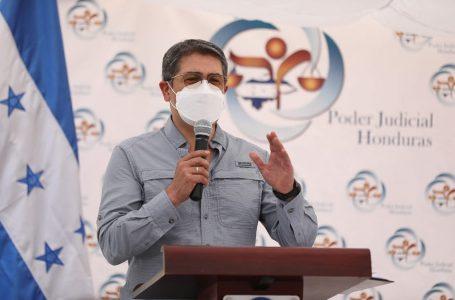 JOH reitera no participará en próximas elecciones, «la oposición tiene que buscar que hacer»