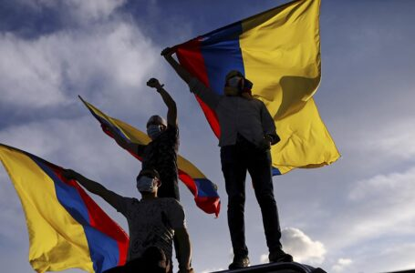 Comité del Paro anunció que suspende temporalmente las movilizaciones en Colombia
