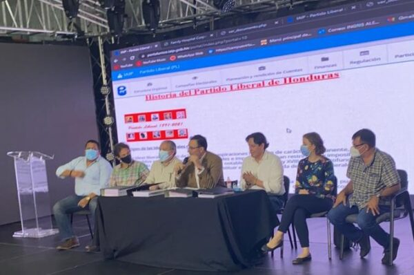 «Se cancelaron las deudas del partido y aumentamos el patrimonio»: Luis Zelaya