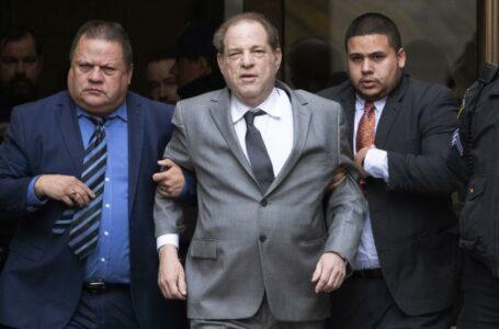 Harvey Weinstein será extraditado a California para enfrentar cargos de violación sexual