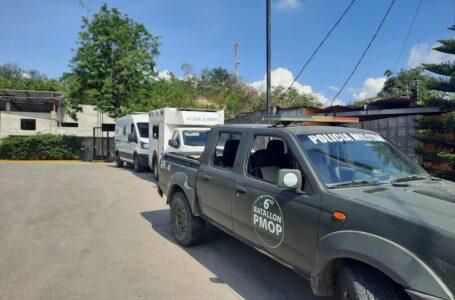 Unas cinco personas resultan heridas tras explosión de una granada en cárcel de El Pozo