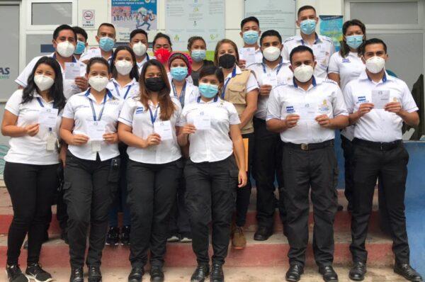 Instituto de Migración logra vacunar al 88% de su personal a nivel nacional