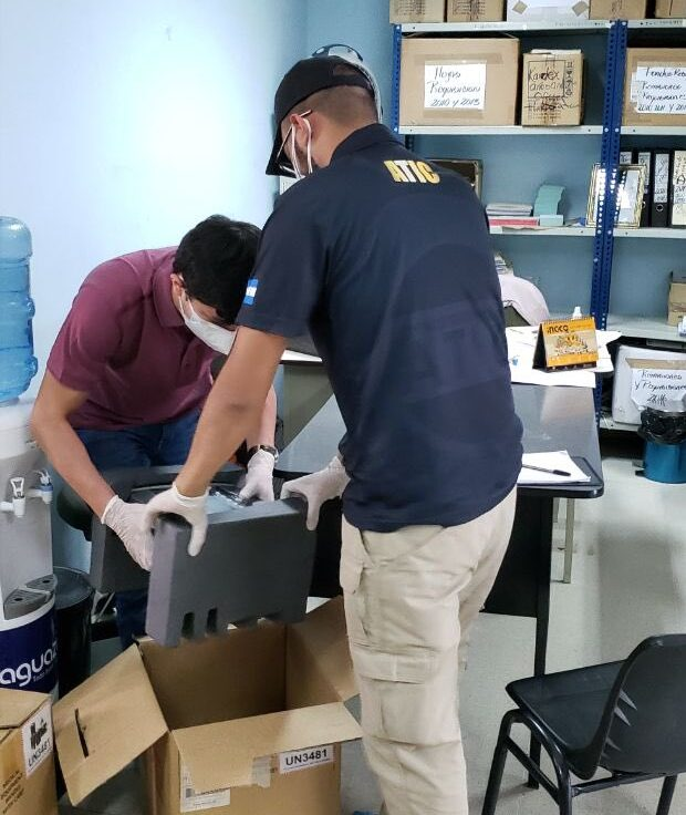 MP continúa inspección en hospitales públicos por compra de ventiladores mecánicos