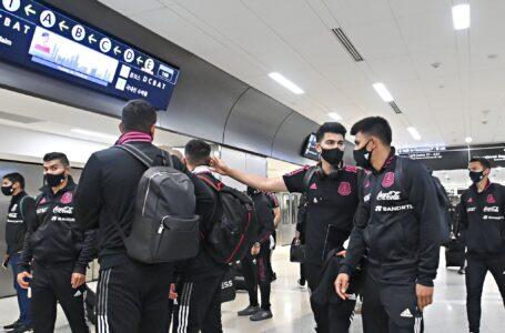 La selección mexicana llegó a Atlanta con varias bajas para enfrentar a Honduras