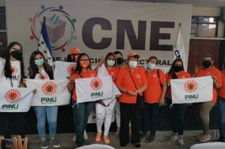 CNE dio inicio a la presentación de planillas electorales