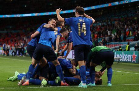 Italia y Dinamarca clasificados a los cuartos de final de la Eurocopa