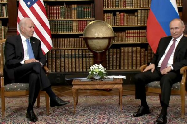 """Vladimir Putin dijo que la reunión con Joe Biden fue constructiva: """"No hubo ninguna hostilidad"""""""