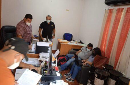 Investigan supuestos actos irregulares a funcionarios de la ENEE y de la municipalidad de El Negrito en Yoro