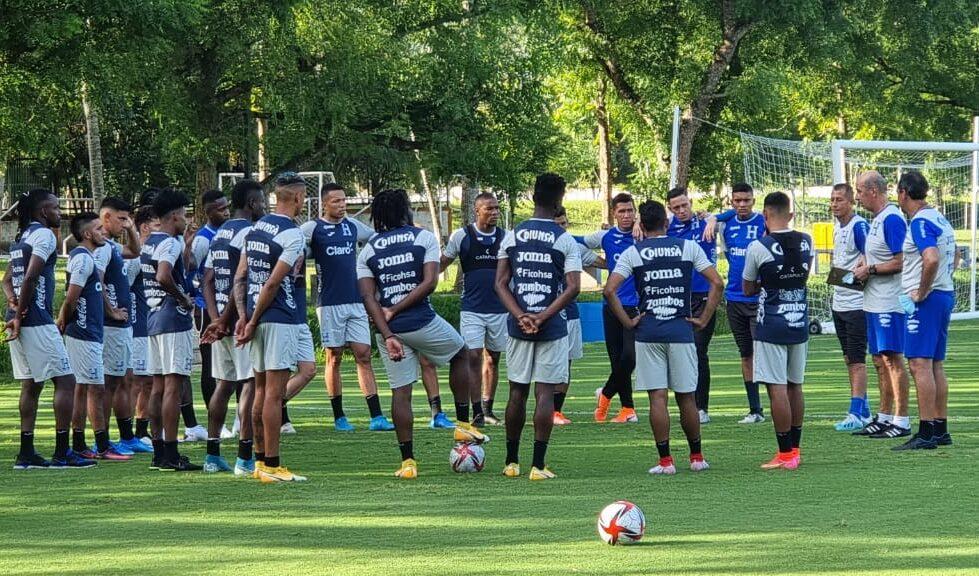 Honduras llevará 22 futbolistas a los Juegos Olímpicos tras aprobación de la FIFA