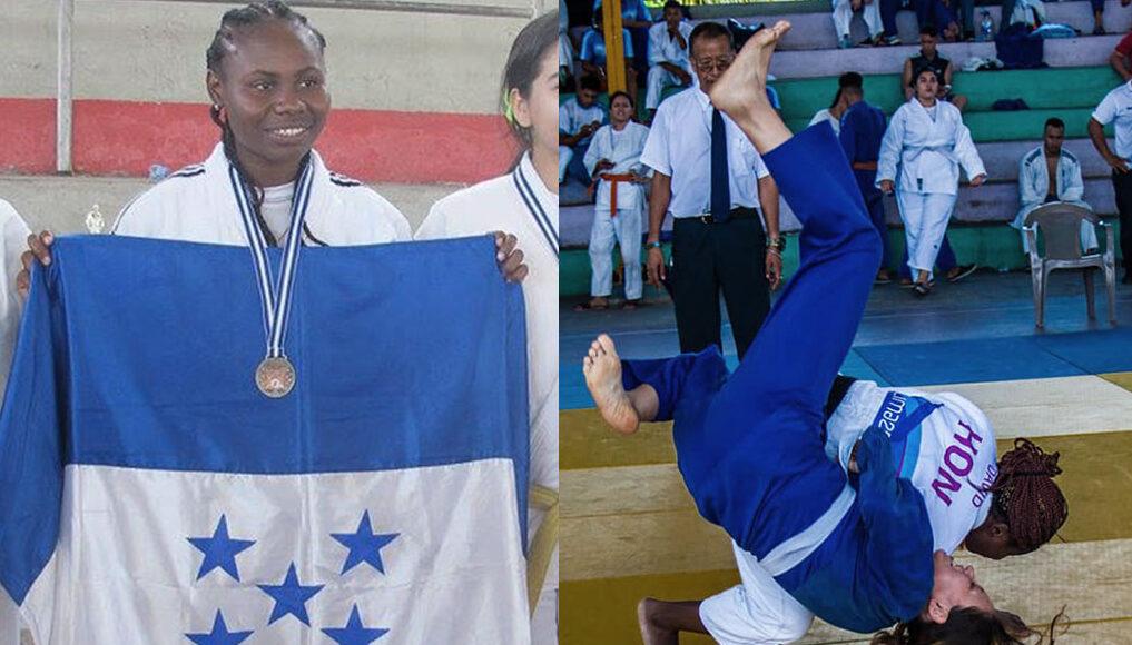 Honduras tendrá otra representación en los Olímpicos; Cergia Güity en Judo