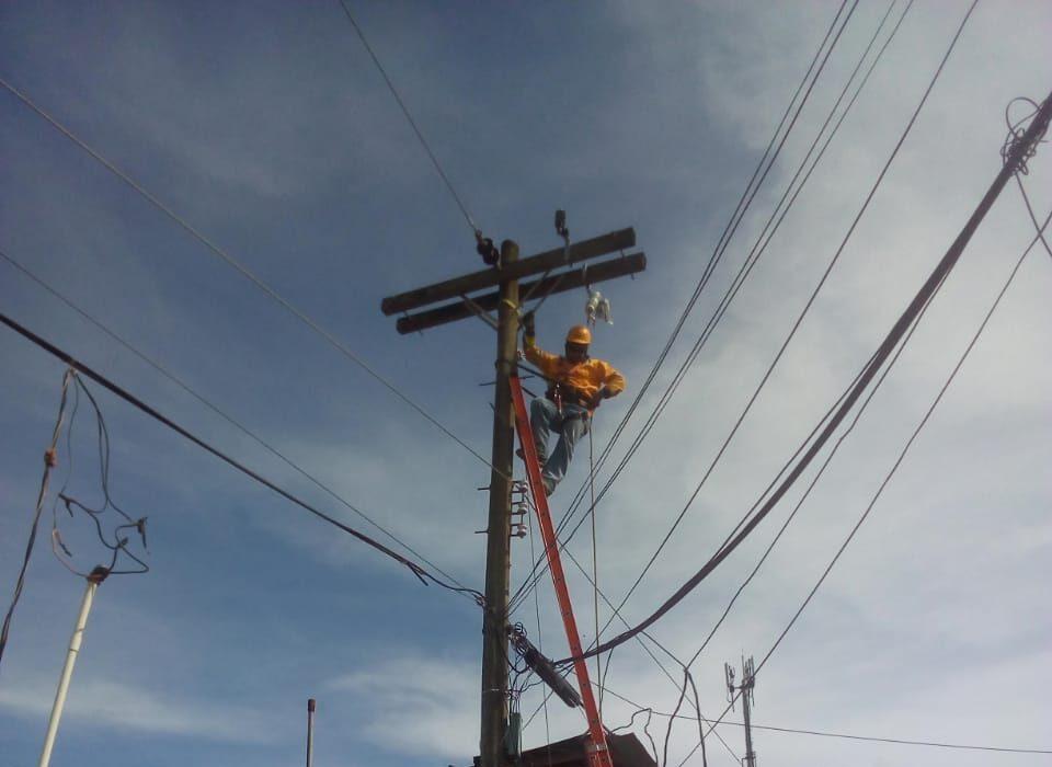EEH y la DPI continúan operativos contra el hurto de energía