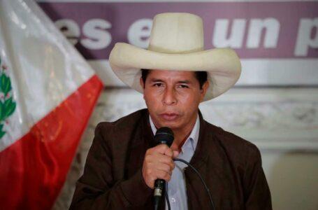 Pedro Castillo cada vez más cerca de ser proclamado como nuevo presidente de Perú