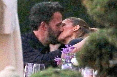 Las fotos que confirman que Jennifer Lopez y Ben Affleck están juntos