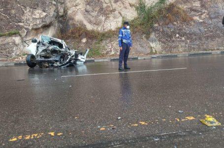 Un hondureño muere cada 7 horas a causa de los accidentes de tránsito