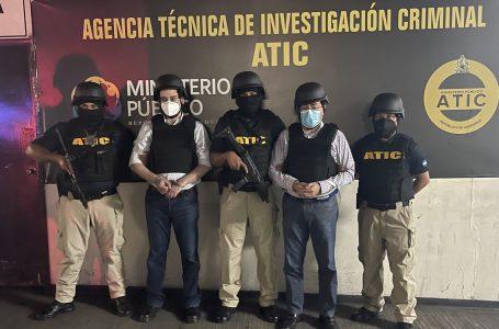Corte Anticorrupción confirma auto de formal procesamiento para Marco Bográn y Alex Moraes
