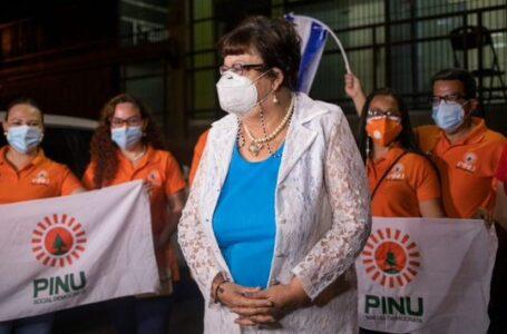 """Diputada Gutiérrez asegura que """"le llevan hambre"""" a San Lorenzo y Amapala para implementar las ZEDE"""