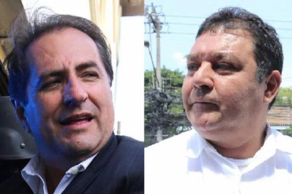 Javier Pastor y Carlos Montes implicados en el desfalco del IHSS se defenderán en libertad
