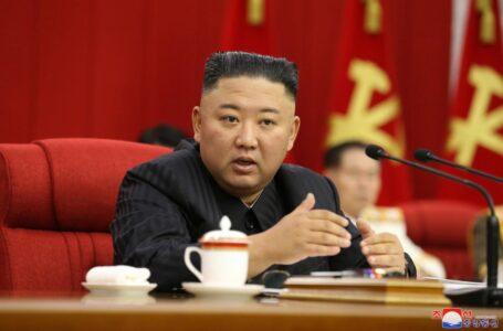 Kim Jong-un reconoce que la situación alimentaria en Corea del Norte es «tensa»
