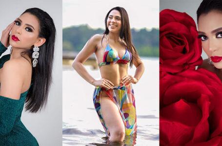 Hondureña Fernanda Laínez es finalista en el certamen Miss Washington Latina 2021