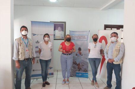 Fundación LLAVES y UNICEF entregan reconocimiento a Grupo Jaremar