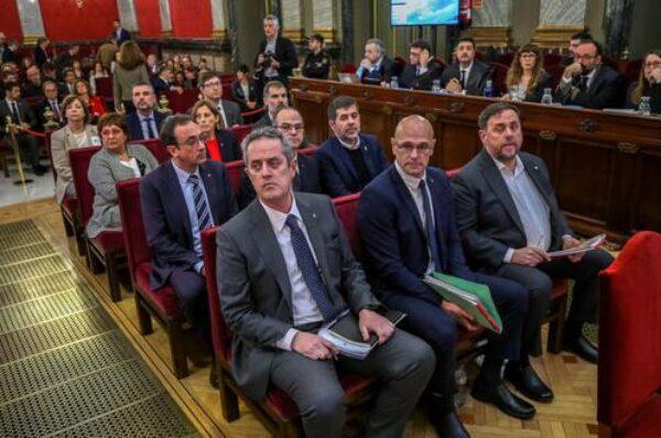 España indulta a los 9 líderes independentistas catalanes presos desde el 2017