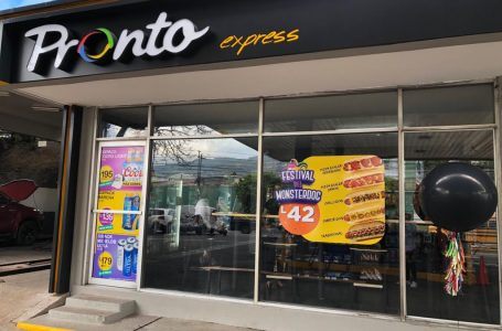 Pronto inaugura su centro de conveniencia 53 en la salida al norte de la capital