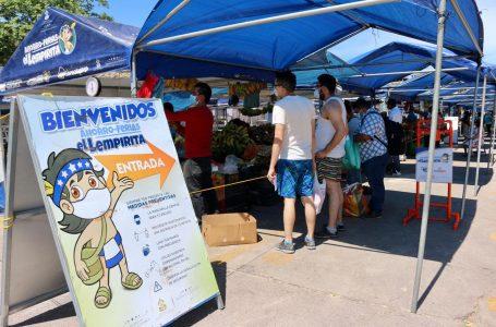 Ahorro Ferias «El Lempirita» contribuyen al ahorro en la economía familiar
