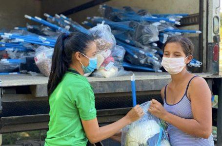 FUNAZUCAR y Cepudo entregan ayuda humanitaria a más de 155 mil personas en primer trimestre de 2021