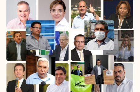 Entre 16 candidatos está el próximo presidente de Honduras