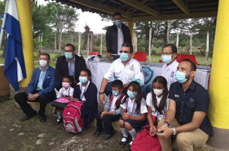 JCI Capital inaugura su primer centro básico de educación en Honduras