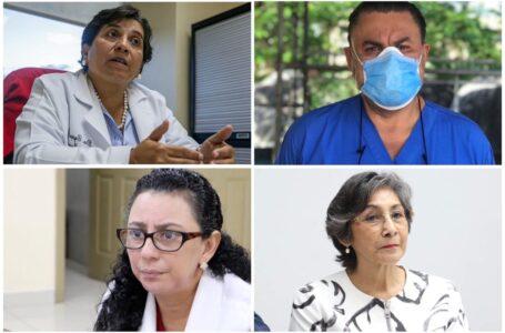 Figueroa, Umaña, Ligia Ramos y Maribel Espinoza entre los candidatos a diputado por el PSH
