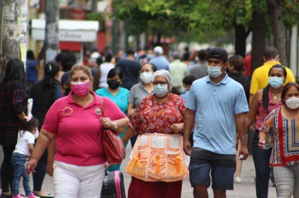 Honduras supera los 254 mil contagios de coronavirus y alcanza 6,772 muertes