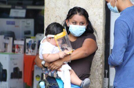 Alarmante que contagios de COVID-19 en niños siguen incrementando