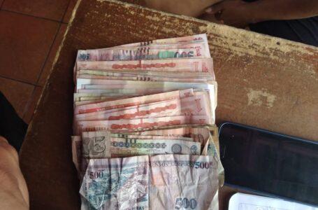 Fiscalía detiene a red de vendedores de lotería ilegal en SPS
