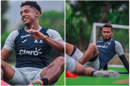 «Choco» Lozano y Alex López, los primeros confirmados con la «H» para la Copa Oro