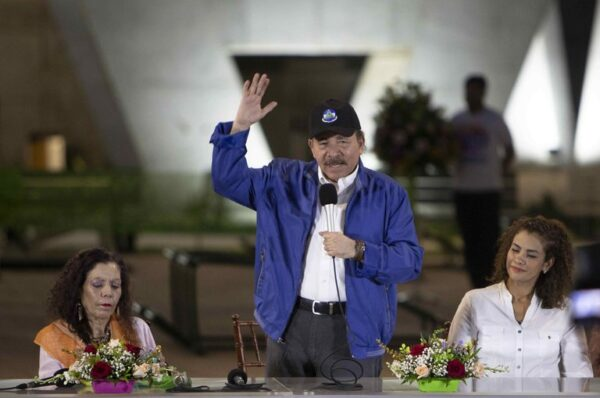 Unos 59 países demanda elecciones libres y liberación de candidatos en Nicaragua