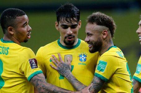 Brasil le ganó 3-0 a Venezuela en el inicio de la Copa América por el grupo B