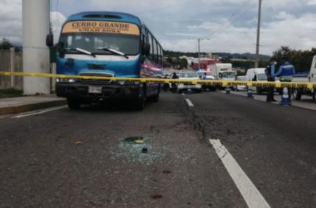 Sector transporte iniciará acciones ante incremento de violencia en el rubro