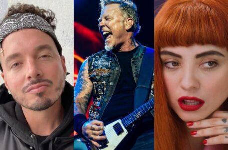 ¡J Balvin, Miley Cyrus y hasta Juanes! Metallica anuncia álbum con 53 artistas