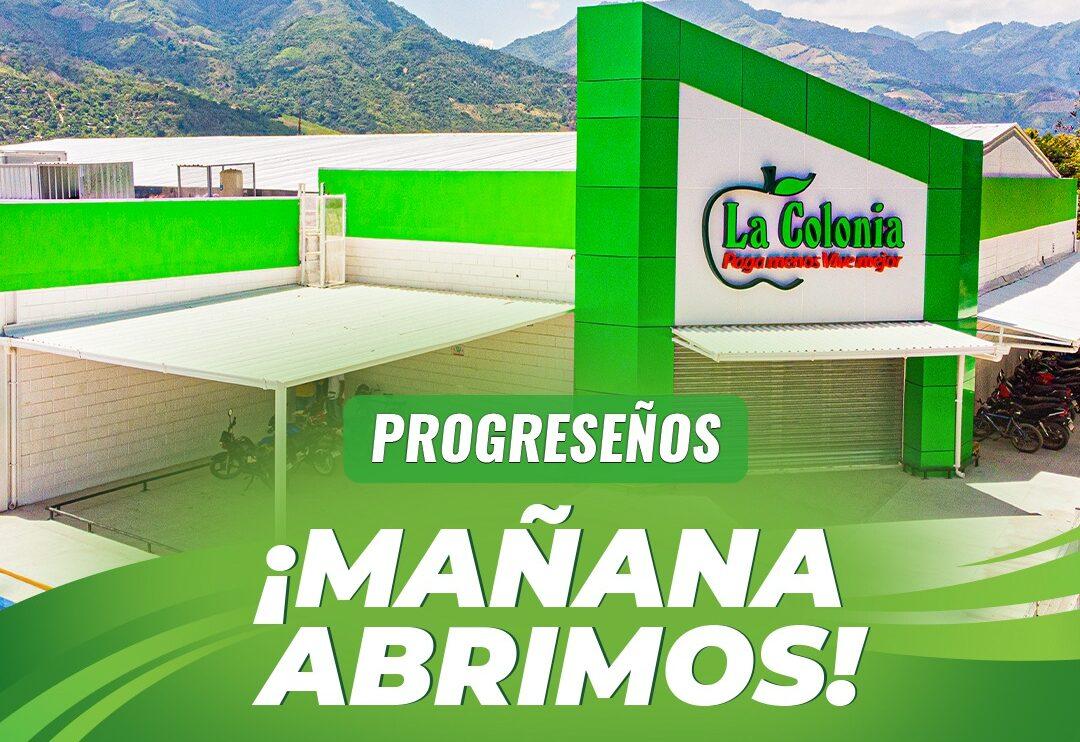 Supermercados La Colonia abrirá su tercera tienda en El Progreso, Yoro, y la 55 a nivel nacional