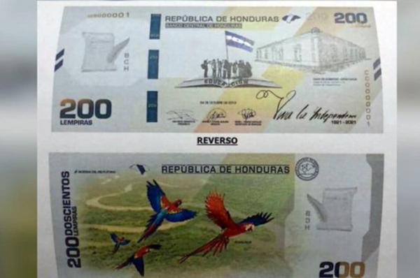 Nuevo billete de L. 200 creará presión económica en Honduras, según economista