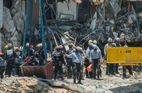 Siguen las esperanzas por encontrar sobrevivientes tras 5 días de búsquedaen edificio colapsado de Miami