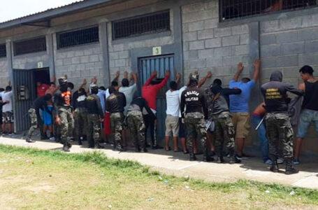 INP tiene un año para mejorar condiciones de reclusos del centro penal de Yoro
